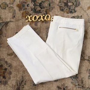 Lauren Ralph Lauren Pants & Jumpsuits - Gorgeous White Ralph Lauren Pants!🌺 NWOT